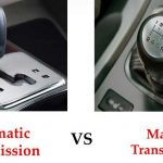 Automatic and Manual Driving