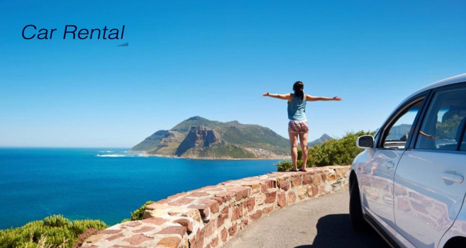 Car Rental West Coast
